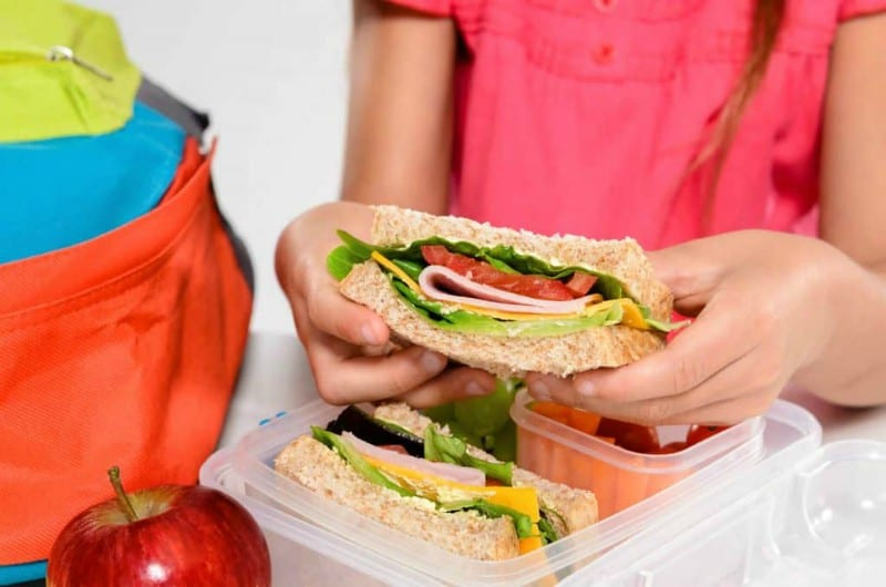 Formula for a Healthy School Lunch