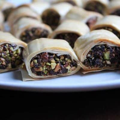 Figs in a Blanket: An Easier Alternative to Baklava