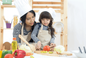 Kids Cook Real Food Cooking Class