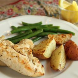 Lemon Oregano Chicken