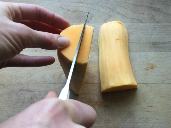 Butternut Squash Slices