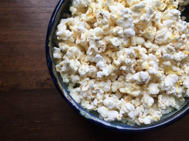 Savory Surprise Popcorn