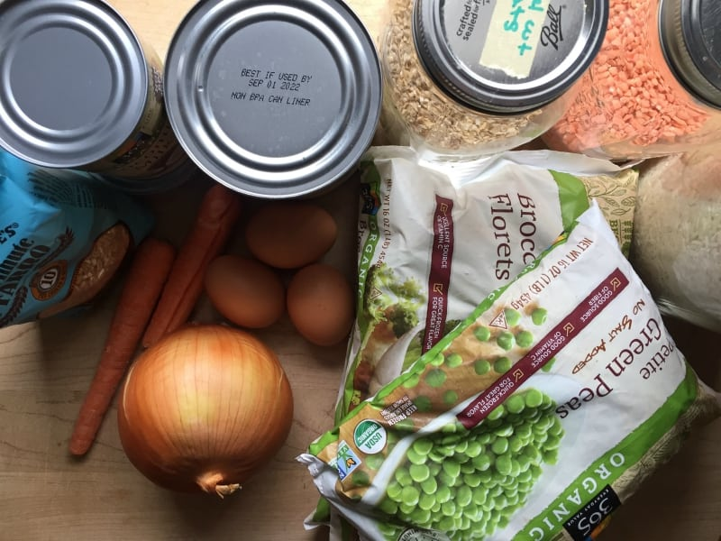 How to Stock Your Kitchen for Coronavirus