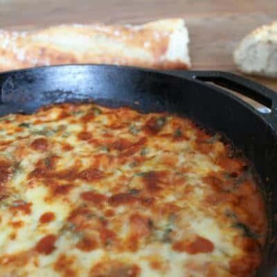 Cheesy Pizza Beans
