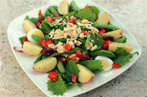 French Riviera Salad Salade Nicoise