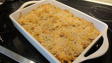 Baked Artichoke Pasta