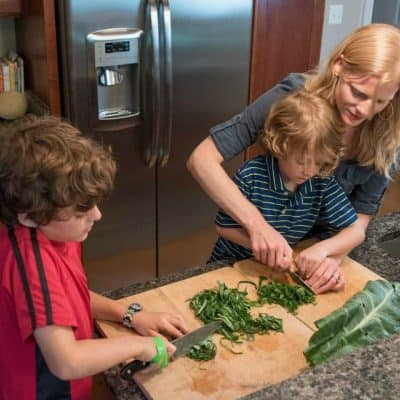 Recipes Kids (or Anyone) Can Make, Plus How to Get Your Kid Comfortable in the Kitchen