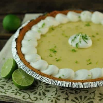 Amazingly Easy Key Lime Pie