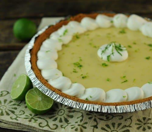 Amazing Key Lime Pie