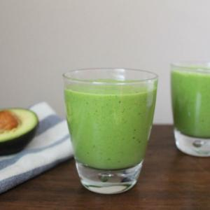 Creamy Green Citrus Dream Smoothie