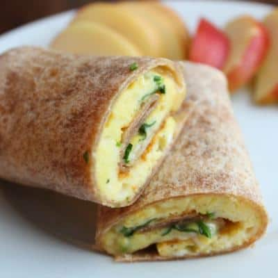 Simplest Egg Wraps