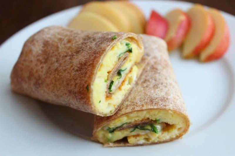 Simplest Egg Wraps