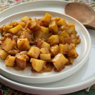 Punjabi-Style Potatoes