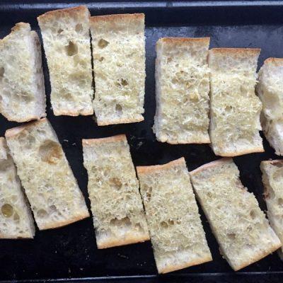 Garlic Parmesan Toast
