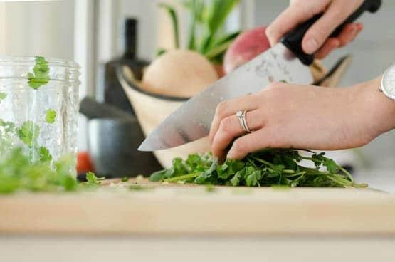 chopping knife
