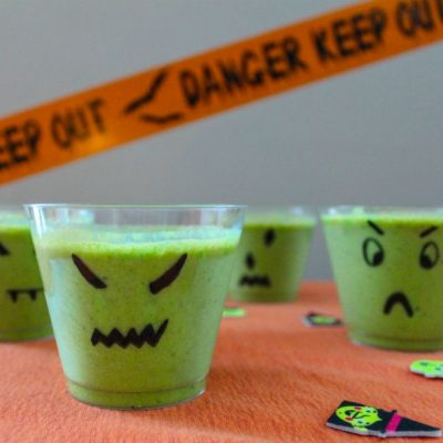 Fun and Healthy Halloween Snack Recipes