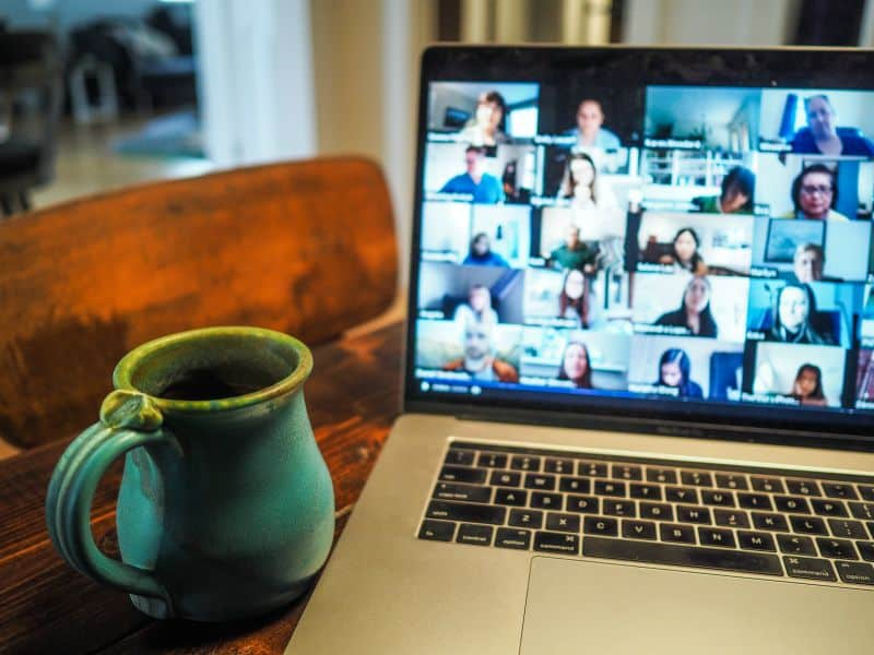 Online Family Gatherings the Holidays