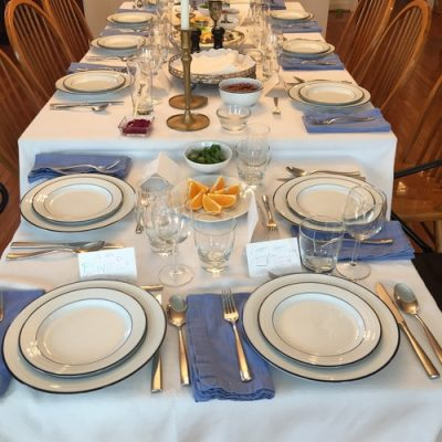 Are you a Reluctant Host? Overcoming My Fear of Entertaining