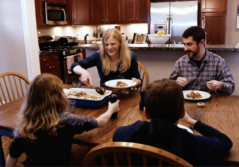 How to Get Kids to Talk at the Dinner Table
